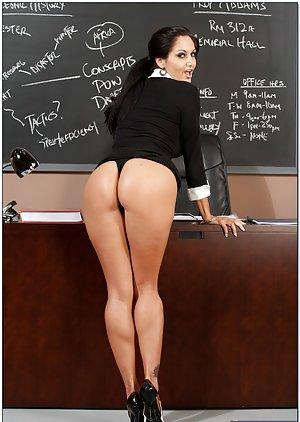 Teacher Ass Porn
