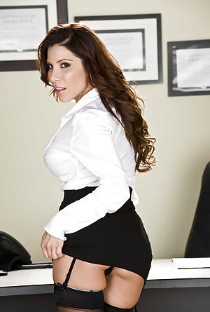 Ass in Office Porn
