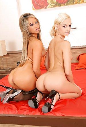 Mom and Girl Porn
