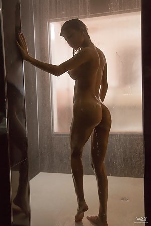 Ass in Shower Porn